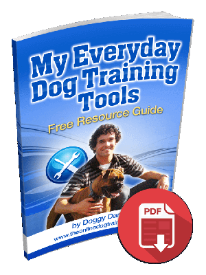 FREE PDF Download of the Everyday Dog Training Guide